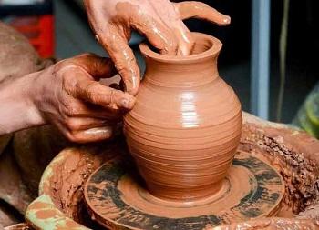 ماندگاری آثار هنرهای صنایع دستی میبد