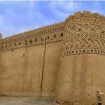کوتاه درباره قلعه مهرجرد+تصاویر