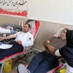 میبد و اردکان دو شهرستان دارای پایگاه انتقال خون