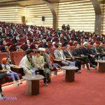 گزارش تصویری مراسم تجلیل از ۳۰۰ حافظ قرآن کریم در میبد