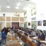 دومین جلسه کارگروه اشتغال و سرمایهگذاری میبد برگزار شد