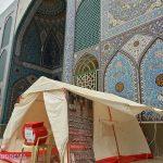 جبهه فرهنگی میبد جهت جمع آوری کمک های مردمی به سیل زدگان فعالیت خود را شروع کرد