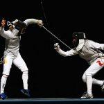 رقابت ۲۰۰ شمشیرباز از سراسر کشور در یزد