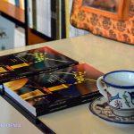 گزارش تصویری از مراسم رونمایی از کتاب «با کاروان نور» در میبد