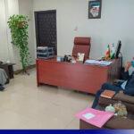 بررسی موقوفه های میبد در دیدار دکتر میرمحمدی و رئیس سازمان اوقاف و امور خیریه کشور