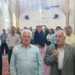 سنت دیرینه الوداع در ندوشن برگزار شد