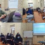 آموزش خبرنویسی در موسسه حضرت معصومه(س)