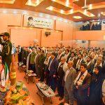 گزارش تصویری از مراسم نکوداشت جانباز ۷۰ درصد میبدی