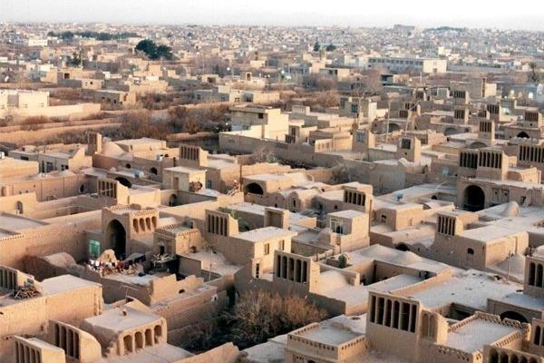 مرمت بافت شارستان تا مسجدجامعکهنمیبد انجام شد
