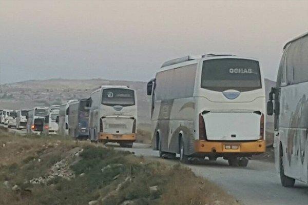 سال گذشته ۵۰۷ دستگاه اتوبوس به مرز چذابه اعزام شد