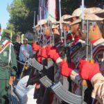 چهارشنبه ساعت ۱۶ آغاز رژه هفته دفاع مقدس میبد در مقابل فرمانداری