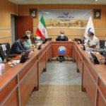 روند پیشرفت طرح های فاضلاب شهرستان میبد و دیگر شهرهای استان یزد بررسی شد