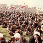 گزارش تصویری/ میبدیها در دوران پرخاطره دفاع مقدس