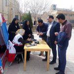 افتتاح کانون دانشجویی هلالاحمر در دانشگاهپیام نورمیبد