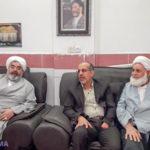 📷دیدار دکتر میرمحمدی از اعضای دفتر امام جمعه