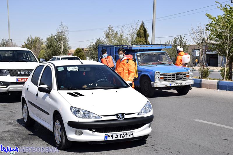 📷 تصاویر/اکیپ هفتم جبهه فرهنگی در مبارزه با کرونا