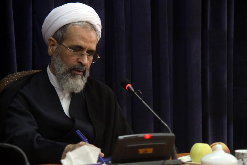 پیام آیت الله علیرضا اعرافی مدیر حوزه های علمیه در خصوص جنایت تروریستی تهران