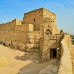 نارین قلعه میبد، شروع آبادانی استان یزد