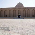 یخچال خشتی میبد و سازگاری با زیست بوم ایران