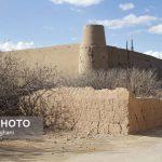 قلعه «بارجین» میبد هنر معماری دوره قاجار