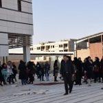 بازدید کمسیون بانوان سازمان نظام مهندسی یزد از میبد