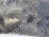 تصاویری دیدنی از انفجار در معدن سنگ آهن سورک
