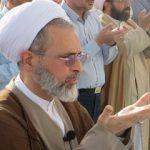اقامه نماز عید سعید فطر به امامت آیت الله اعرافی