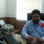 اعزام ۱۱۰ نفر از دانشجویان میبدی به منطقه آسفیج