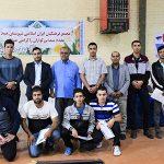 مسابقات تنیس روی میز در میبد برگزار شد