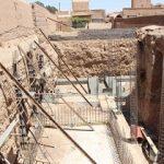 مرمت و بازسازی حمام سنتی حسن آباد میبد