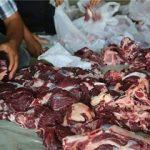 توزیع ۷۰۰ کیلو گوشت قربانی بین مددجویان میبدی