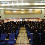 """برگزاری طرح """"کوثرانه زیستن"""" با حضور دانشجویان دختر دانشگاه های شهرستان میبد/ تصاویر"""