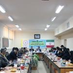 برگزاری نشست شورای معاونین نهاد کتابخانههای عمومی کشور