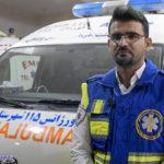 یک دستگاه آمبولانس پایگاه اورژانس میبد غیرفعال شد