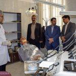 واحد دندانپزشکی مرکز بهداشت بارجین افتتاح شد + تصاویر