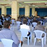 گزارش تصویری از جلسه آموزشی روئسای اصناف میبد جهت مقابله با بیماری کرونا