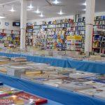 افتتاح نمایشگاه کتاب با ۶۰ درصد تخفیف در میبد + تصاویر