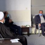 جلسه بررسی و پیگیری تقویت زیرساختهای بهداشت در میبد برگزار شد + تصاویر