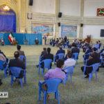 شورای اداری شهرستان میبد تشکیل جلسه داد + گزارش تصویری