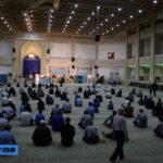 گزارش تصویری مراسم شهادت امام صادق(ع) در مصلی آیت الله اعرافی