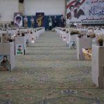 🎥 فیلم/ رزمایش کمک مومنانه سپاه در مصلی