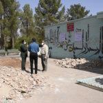 فیلم/ گزارش کامل از آمادهسازی غسالخانه جدید میبد