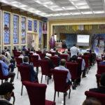 گزارش تصویری از افتتاح قدمگاه شهدای میبد