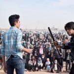گزارش تصویری میبدما از راهپیمایی خودرویی ۲۲ بهمن