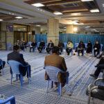 گزارش تصویری از برگزاری نشست شورای فرهنگ عمومی شهرستان میبد