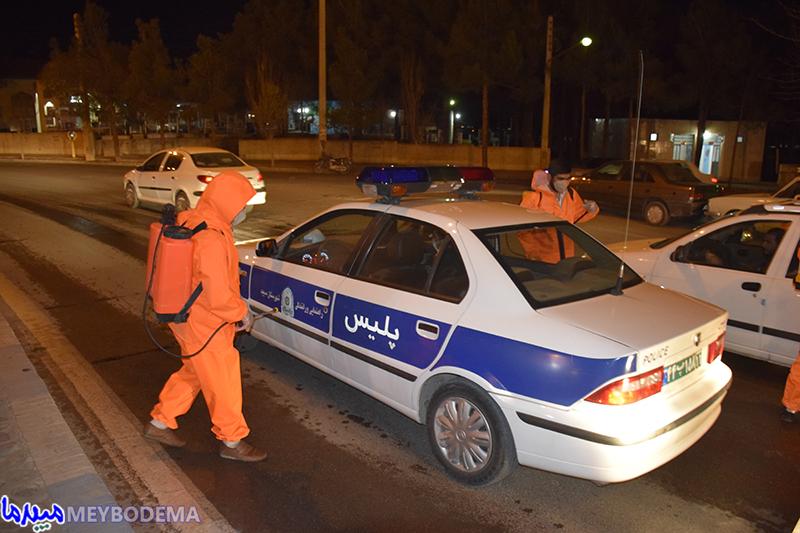 📷 تصاویر/اکیپ چهارم جبهه فرهنگی در مبارزه با کرونا