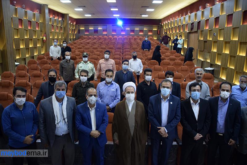گزارش تصویری از افتتاح فاز اول پردیس بزرگ سینمایی نگار شهیدیه
