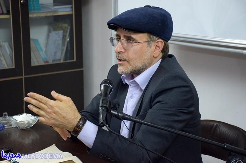 گزارش تصویری از جلسه فعالین جبهه فرهنگی با رئیس دانشگاه آزاد اسلامی میبد