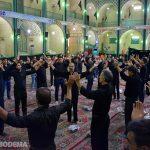 📷 تصاویر/مراسم عزاداری در حسینیههای شهر بفروئیه
