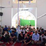 گزارش تصویری از دومین روز اعتکاف در میبد